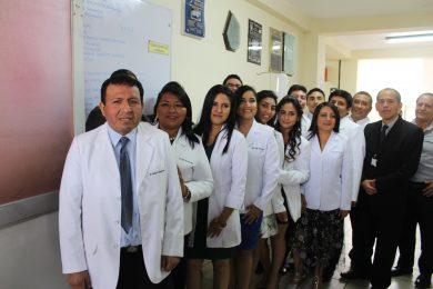 CLAUSURA INTERNADO DE MEDICINA 2017 – II UNIVERSIDAD SAN JUAN BAUTISTA