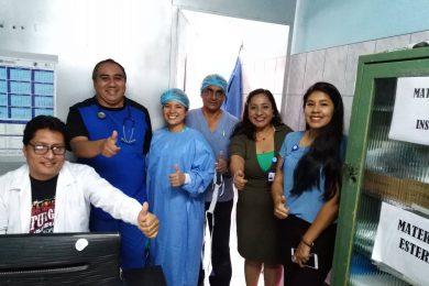 A TRES AÑOS DEL CONVENIO ENTRE INEN Y HOSPITAL CARLOS LANFRANCO LA HOZ