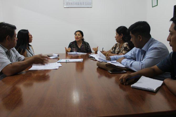 """REUNIÓN DE COORDINACIÓN COMUNICACIONAL FERIA INFORMATIVA """"LA SALUD NO ESPERA"""