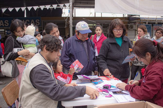 II CAMPAÑA DE DESPISTAJE VIH, SÍFILIS, HEPATITIS B