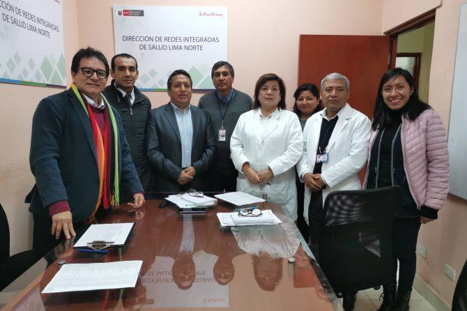 REUNIÓN TÉCNICA DE FORTALECIMIENTO PARA ATENCIÓN DE CASOS DE SÍNDROME DE GUILLAIN BARRÉ