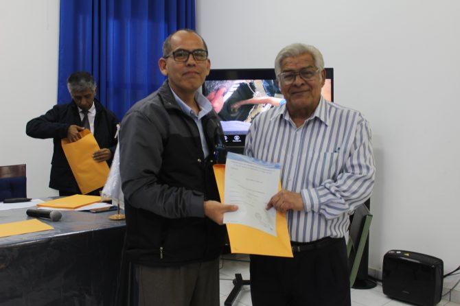 CLAUSURA DEL PROGRAMA DE ACTUALIZACIÓN DE TÉCNICA PARA EL PERSONAL  DE MANTENIMIENTO -SERVICIOS GENERALES