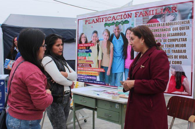 SEMANA DE LA PREVENCIÓN DEL EMBARAZO EN ADOLESCENTES