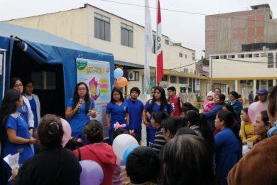 CAMPAÑA DE PROYECCIÓN SOCIAL