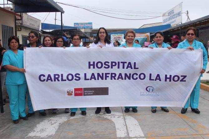 """LANZAMIENTO CAMPAÑA """"SEMANA PERU CONTRA EL CANCER """""""