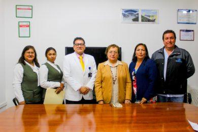 CONVENIO ESPECIFICO DE COOPERACIÓN DOCENTE ASISTENCIAL ENTRE EL HOSPITAL CARLOS LANFRANCO LA HOZ Y LA FACULTAD DE MEDICINA HUMANA DE LA UNIVERSIDAD RICARDO PALMA